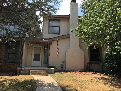 Canadian County, Oklahoma County Condo/Townhouse For Sale: 10427 White Oak Canyon Road