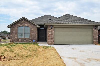 Oklahoma City Single Family Home For Sale: 12001 Chisholm Village Drive