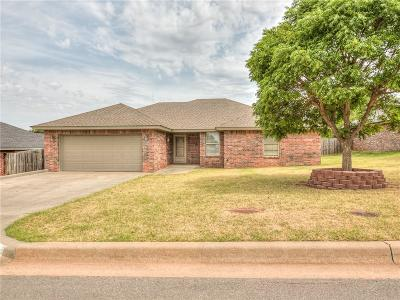 Weatherford Single Family Home For Sale: 1413 Rolling Hills