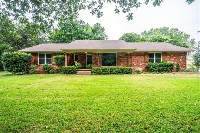 Edmond Single Family Home For Sale: 2321 Valley View Road