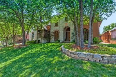 Edmond Single Family Home For Sale: 809 Crystal Creek Place