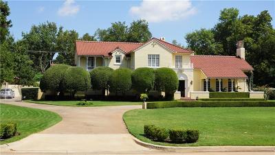 Nichols Hills Single Family Home For Sale: 1503 W Wilshire Boulevard