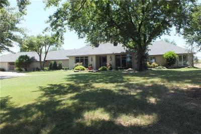 Shawnee Single Family Home For Sale: 8 Country Club Road