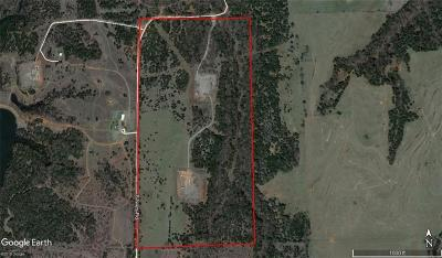 Canadian County, Oklahoma County Residential Lots & Land For Sale: S Niles Road