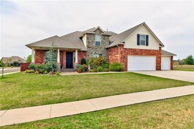 Norman Single Family Home For Sale: 1110 Siena Springs Drive