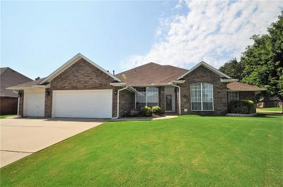 Oklahoma City Single Family Home For Sale: 6524 NW 113th Street