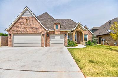 Yukon Single Family Home For Sale: 14601 Toulon Lane