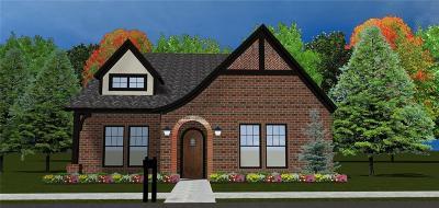 Edmond Single Family Home For Sale: 1725 Boathouse Road
