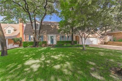 Midwest City Single Family Home For Sale: 1206 Three Oaks Circle