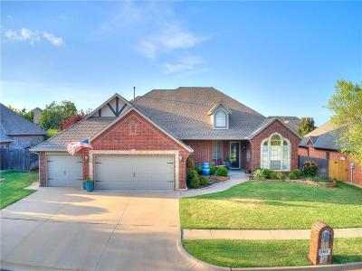Oklahoma City Single Family Home For Sale: 5401 NW 118th Circle