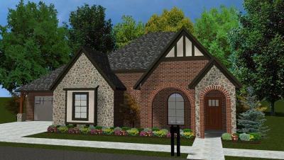 Edmond Single Family Home For Sale: 3633 Cobbler Court