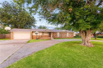Canute Single Family Home For Sale: 716 S 6th Street