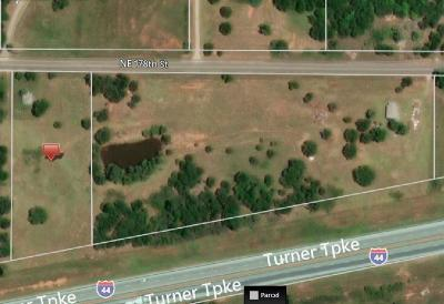 Canadian County, Oklahoma County Residential Lots & Land For Sale: 1 NE 178th East Of Harrah Street