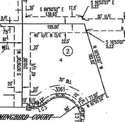 Norman Residential Lots & Land For Sale: 3061 Hummingbird Court