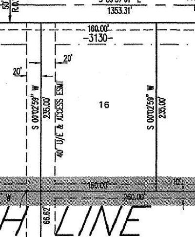 Norman Residential Lots & Land For Sale: 3130 Firefly Drive