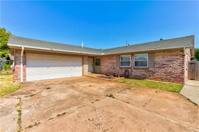 Warr Acres Single Family Home For Sale: 5429 NW 65th Street