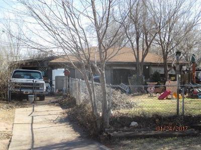 Oklahoma City OK Single Family Home For Sale: $45,000