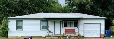 Jones Single Family Home For Sale: 510 Hawaii Street