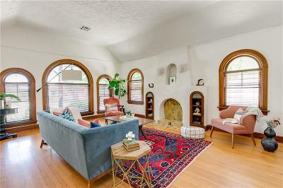 Oklahoma City Single Family Home For Sale: 2860 NW 20th Street