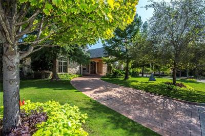 Nichols Hills Single Family Home For Sale: 2401 NW Grand Court
