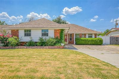 Oklahoma City Single Family Home For Sale: 1128 NW 104th Terrace