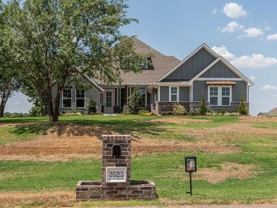 Newcastle Single Family Home For Sale: 3523 Falling River Drive