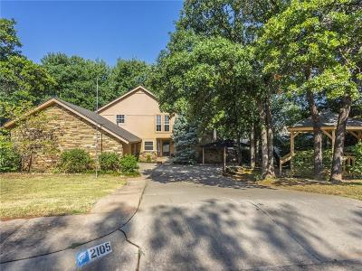 Edmond Single Family Home For Sale: 2105 Bent Twig Road