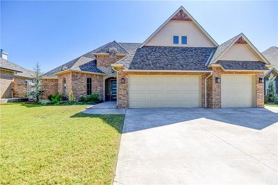 Edmond Single Family Home For Sale: 3124 Drake Crest Drive