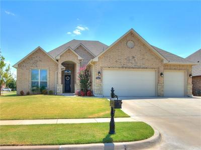 Edmond Single Family Home For Sale: 5904 NW 157th Street