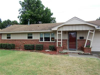 Norman Single Family Home For Sale: 1420 Denison Drive