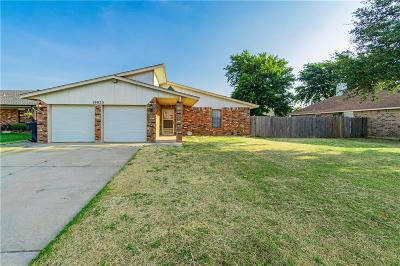 Yukon Single Family Home For Sale: 10025 Glascow Terrace