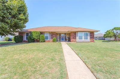 Oklahoma City Single Family Home For Sale: 8301 NW 82nd Street