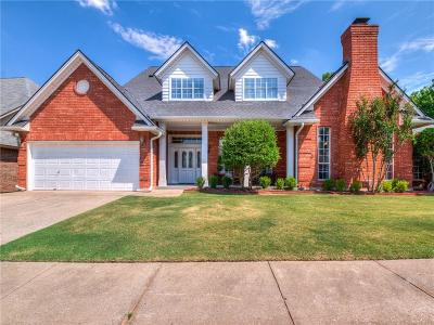 Oklahoma City Single Family Home For Sale: 4117 NW 144th Terrace