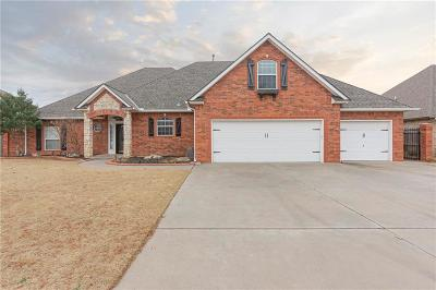 Oklahoma City Single Family Home For Sale: 1408 SW 135th Street