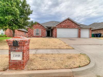 Yukon Single Family Home For Sale: 13816 Teagen Lane