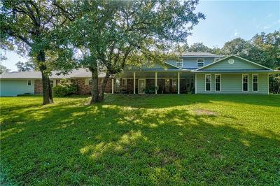 Tecumseh Single Family Home For Sale: 1100 Whispering Oaks Road