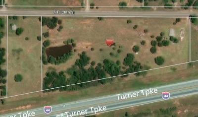 Canadian County, Oklahoma County Residential Lots & Land For Sale: 21716 NE 178th Street