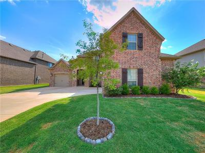 Edmond Single Family Home For Sale: 16201 Fair Winds Way