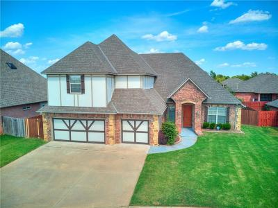 Norman Single Family Home For Sale: 605 Summit Park Court