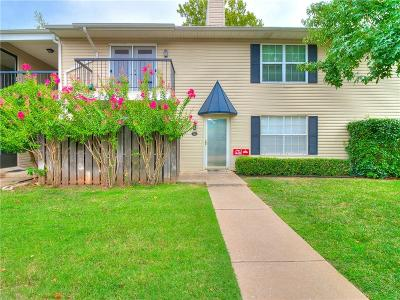 Oklahoma City Condo/Townhouse For Sale: 3200 W Britton Road #121