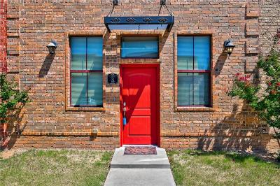 Norman Condo/Townhouse For Sale: 375 Triad Village Drive #3