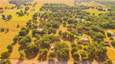 Canadian County, Oklahoma County Residential Lots & Land For Sale: 5 N McDonald Road