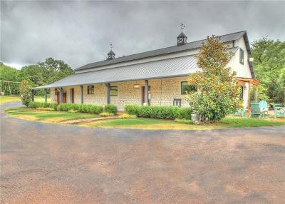 Arcadia Single Family Home For Sale: 10500 E Covell Road