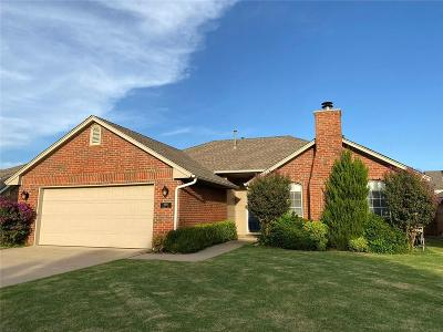 Norman Single Family Home For Sale: 2809 Victoria Drive
