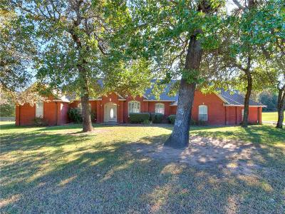 Choctaw Single Family Home For Sale: 1074 Hidden Valley Lane