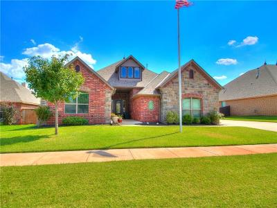 Edmond Single Family Home For Sale: 5204 NW 160th Terrace