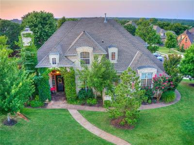 Edmond Single Family Home For Sale: 3401 Sawgrass Road
