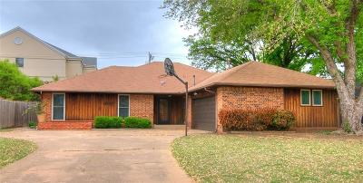 Norman Single Family Home For Sale: 3117 Tall Oaks Circle