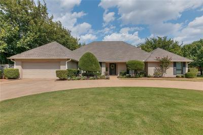 Oklahoma City Single Family Home For Sale: 12600 Saint Andrews Drive