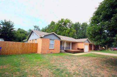 Norman Single Family Home For Sale: 1222 Westlawn Drive